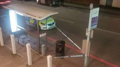 Police In Reading Launch Stabbing Probe After Person Is Stabbed At Bus Stop