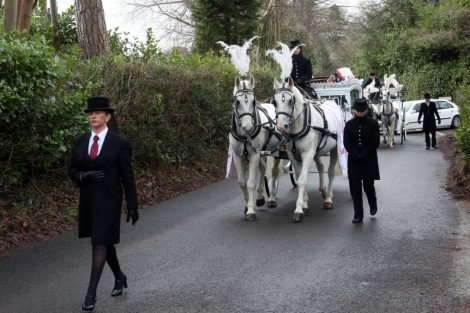 Big Fat Gypsy Send Off In Seven Oaks For Twins Billy And Joey Smith