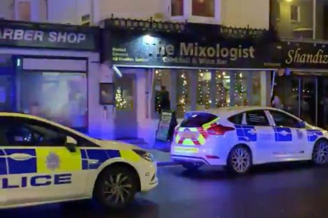 Doorman Stabbed At Misty's Cocktail Bar Hove