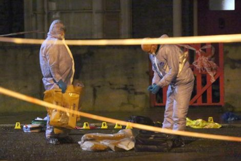 Teenager Fighting For His Life After Hackney Stabbing