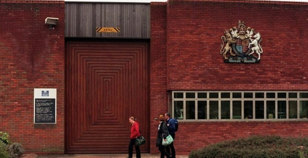Fire crews called to Feltham Young Offenders after fire breaks out, UKNIP