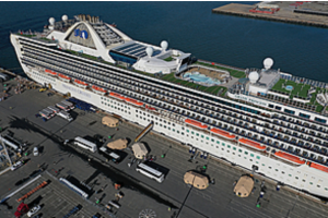 19000 british travellers return from cruise ships after major international effort
