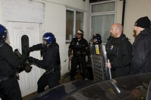 Day 53   Early morning drugs raid in Dudley 8497719406 scaled