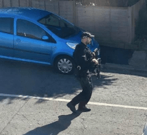 armed police called to police incident in hardwick way hove 2