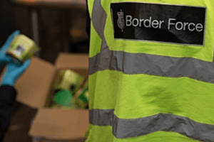 border force prioritising checks on medical equipment