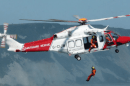 search and rescue operation launched off east sussex coast for migrants