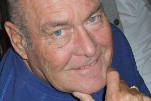 the volunteer crew of littlehampton rnli lifeboat station are mourning the loss of ivan warren