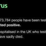 UPDATE on coronavirus (#COVID19) testing in the UK