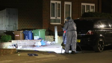 Teenager fighting for his life after frenzied knife  attack in Harrow