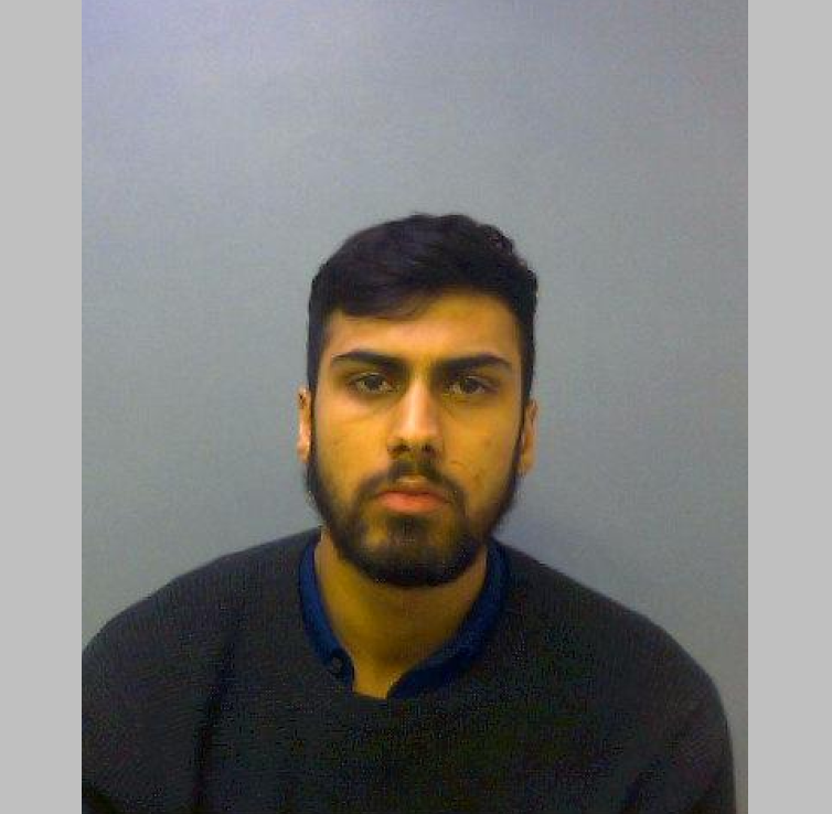 A search of Iqbal's property found further Class A drugs, evidence of drug supply and £10,000 in cash. A can of CS spray containing a noxious substance, UKNIP