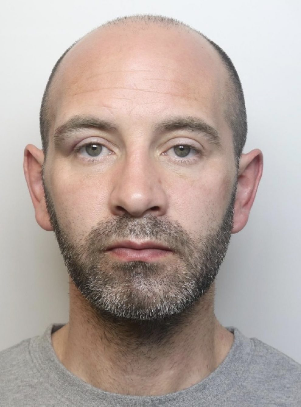 Christopher Howard, 40, leaded guilty to four counts of assaulting an officer, criminal damage and two counts of theft, UKNIP
