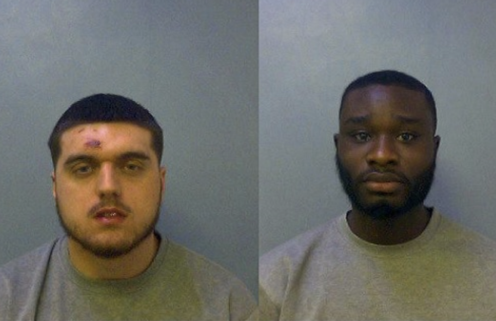 Merryweather and Omitiran approached the vehicle and Merryweather fired a gunshot through the window, hitting the victim in the shoulder. The pair then fled the scene, UKNIP