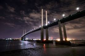 Police called after 'concern for man' on QE2 Bridge at the Dartford Crossing, UKNIP
