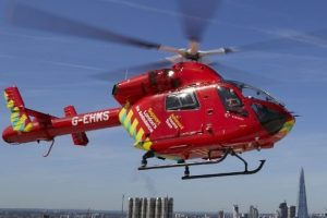 London Air Ambulance general picture e