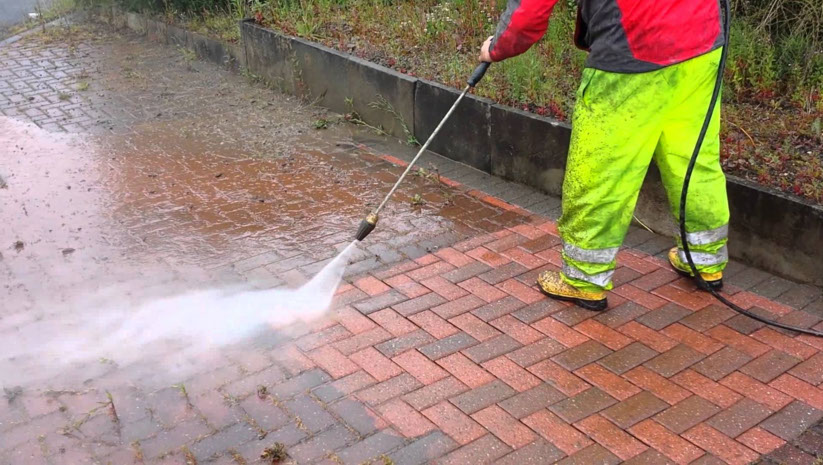 driveway patio jet cleaning guildford