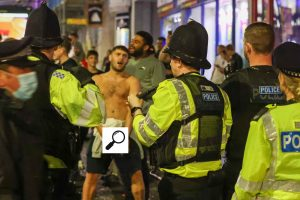 UKNIP Police attacked Maidstone